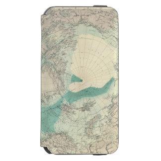 North Polar regions Incipio Watson™ iPhone 6 Wallet Case
