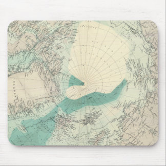 North Polar regions Mouse Mat