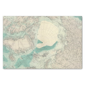 North Polar regions Tissue Paper