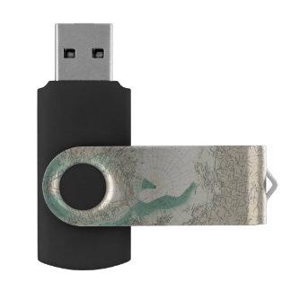 North Polar regions USB Flash Drive