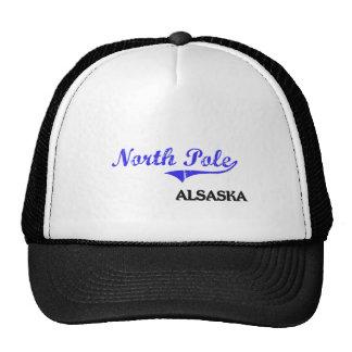 North Pole Alaska City Classic Cap