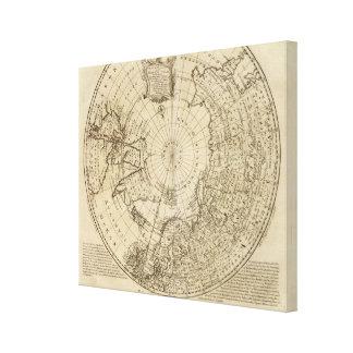 North Pole Canvas Print