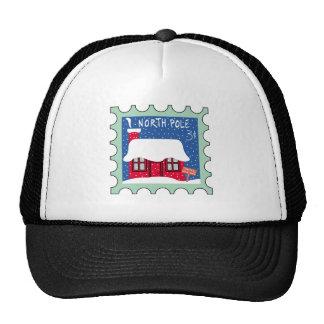 North Pole Mesh Hat