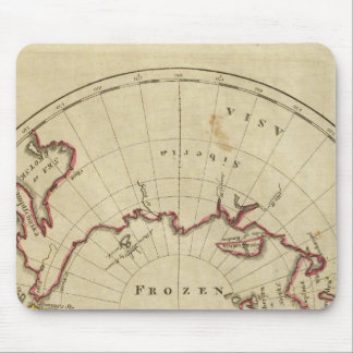 North Pole countries Mouse Pad