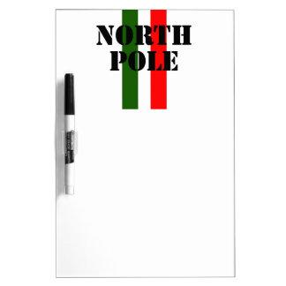 North Pole Dry Erase Whiteboards