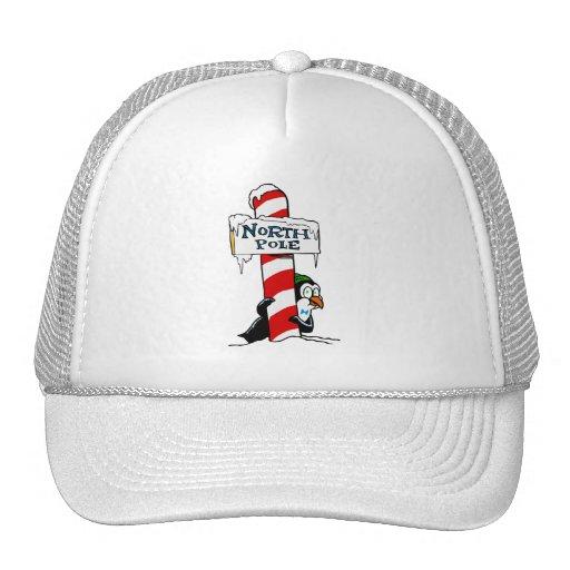 North Pole Mesh Hats