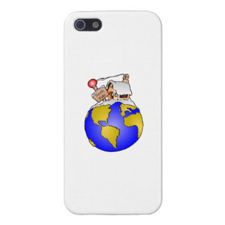 North Pole Home of Santa iPhone 5 Covers