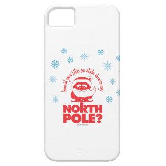 North Pole iPhone 5 Case
