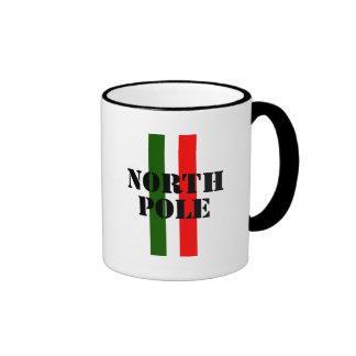 North Pole Mugs