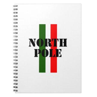 North Pole Note Books
