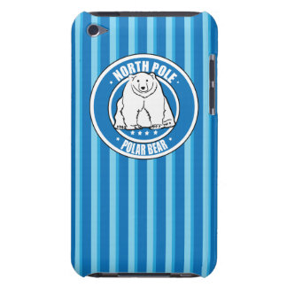 North pole polar bear iPod touch covers
