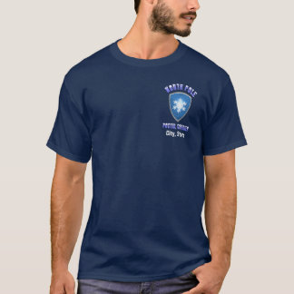 North Pole Postal T Shirt (Customizable)