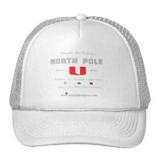 North Pole U Hat