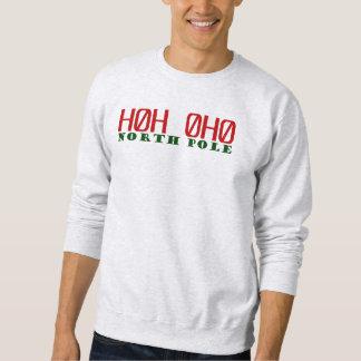 North Pole Zip Code Sweatshirt