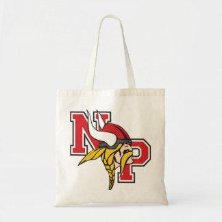 North Posey Vikings Budget Tote Bag