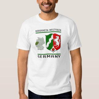 North Rhine Westfalia T-shirts