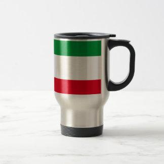 North Rhine Westphalia (Germany) Flag Coffee Mugs