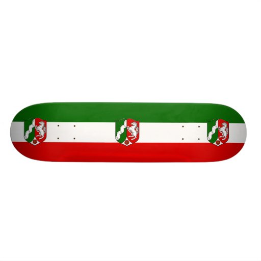 North Rhine-Westphalia (State), Germany Skateboard Decks
