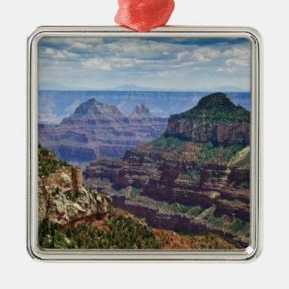 North Rim Gran Canyon - Grand Canyon National Christmas Ornament