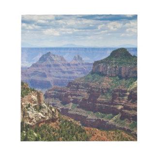 North Rim Gran Canyon - Grand Canyon National Memo Note Pad