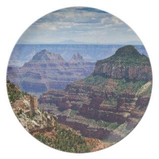 North Rim Gran Canyon - Grand Canyon National Plates
