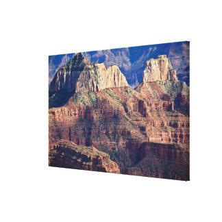 North Rim Grand Canyon - Grand Canyon National Canvas Print