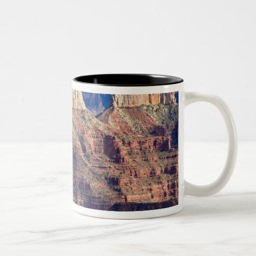 North Rim Grand Canyon - Grand Canyon National Coffee Mugs