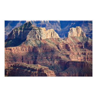 North Rim Grand Canyon - Grand Canyon National Photo Print