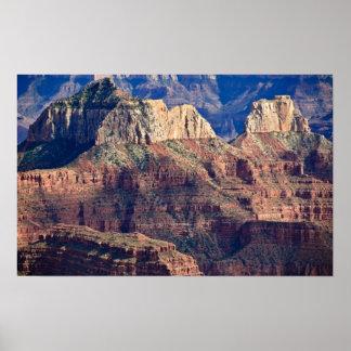 North Rim Grand Canyon - Grand Canyon National Poster