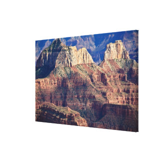 North Rim Grand Canyon - Grand Canyon National Stretched Canvas Prints