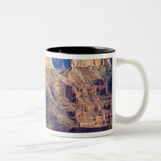 North Rim Grand Canyon - Grand Canyon National Two-Tone Coffee Mug