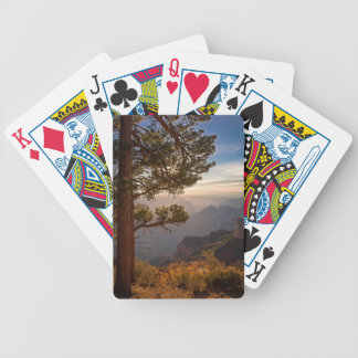 North Rim Sunrise Bicycle Playing Cards
