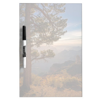 North Rim Sunrise Dry Erase Board