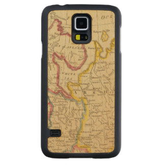 North Russia in Europe Carved Maple Galaxy S5 Case