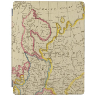 North Russia in Europe iPad Cover