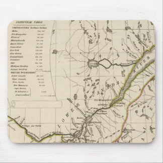 North section United States Mouse Mat