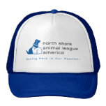 North Shore Animal League Branded Mesh Hats