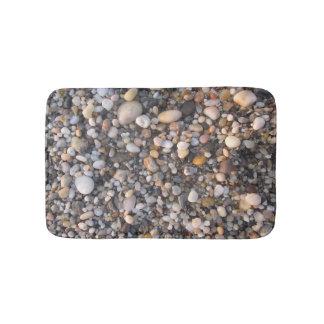 North Shore Beach Rocks Bath Mat