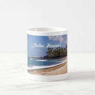 North Shore on the island of Oahu in Hawaii Coffee Mug
