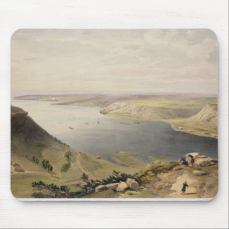 North Side of the Harbour of Sebastopol, plate fro Mouse Mat