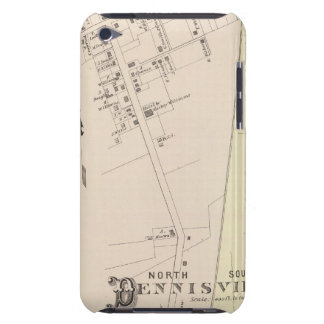 North, south Dennisville, New Jersey iPod Touch Cases