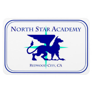North Star Academy Car Magnet