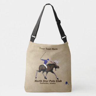 North Star (Moose) Polo Club Crossbody Bag