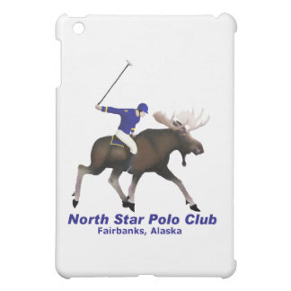 North Star Polo Club iPad Mini Cover