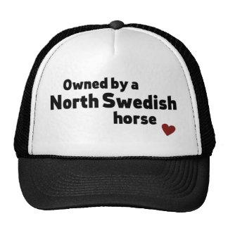North Swedish horse Cap