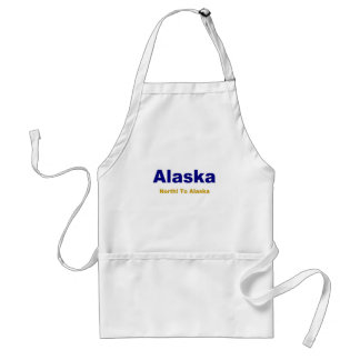 North to alaska standard apron