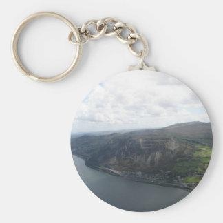 North Wales Key Chain