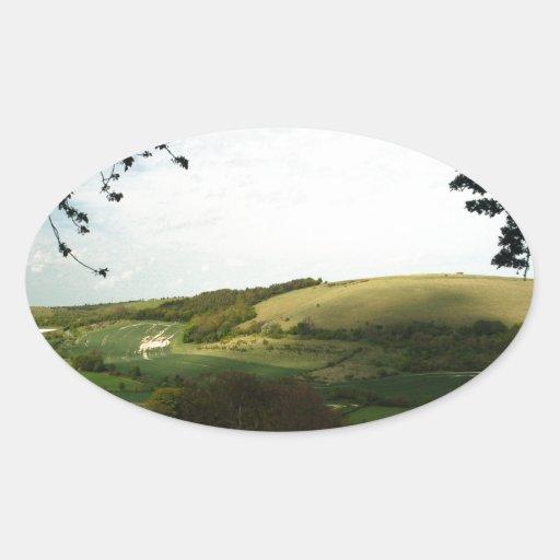 North Wessex Downs Sticker