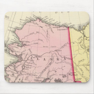 North West America Mouse Mat