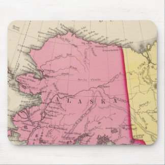 North western America Mouse Mat